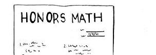Math Honors Testing